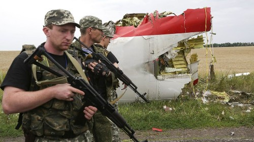 Russian rocket maker blows up plane to prove it didn't blow up MH17