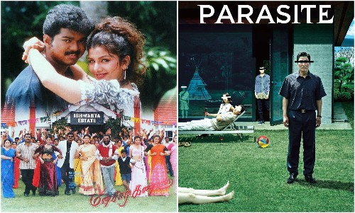 'Parasite's Production House Responds To Plagiarism Claims By 'Minsara Kanna' Director