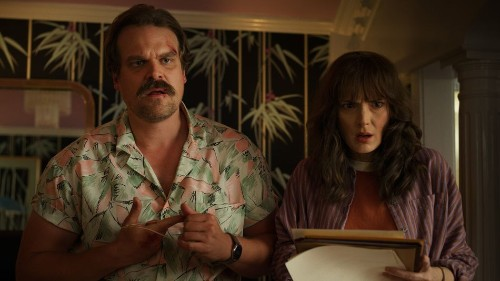 'Stranger Things' fans are loving this 1 detail about Hopper in Season 3