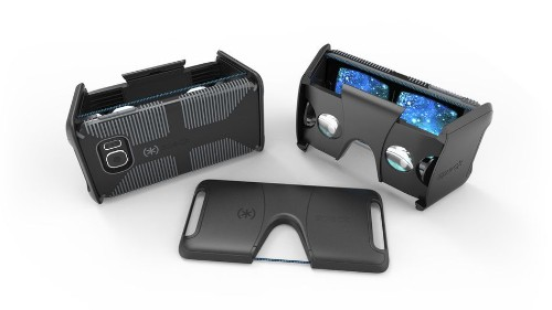 The smartphone cases at CES you'll actually want, including a VR viewer