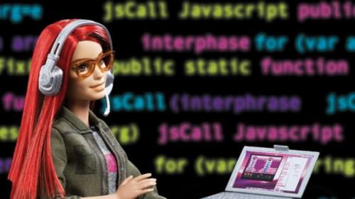 Barbie has a new career as a game developer