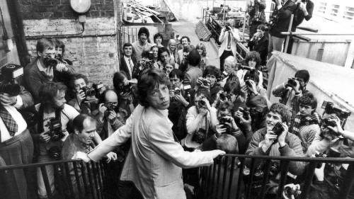 Jagger to Jackson: Wild stories from a music publicist who has worked with everyone