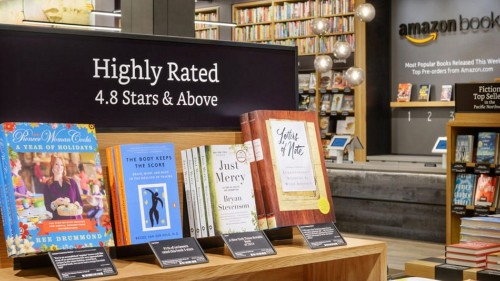 People who like Amazon.com may also like Amazon's new physical bookstore