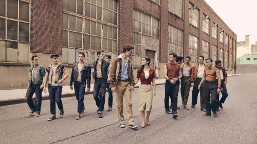 The first photo from Steven Spielberg's 'West Side Story' intros the Sharks and the Jets
