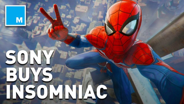 Insomniac Games to be acquired by Sony - Entertainment - Mashable SEA