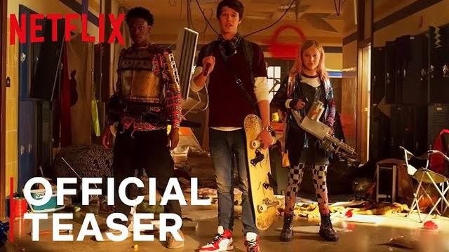 'Daybreak' trailer combines Matthew Broderick and a gang of zombie-fighting teens