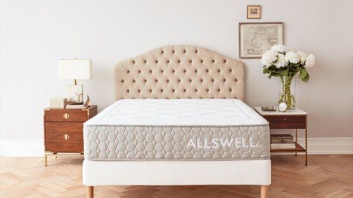 Allswell Luxe Hybrid mattress is up to $300 off at Walmart