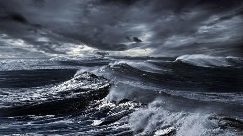 U.N. confirms the ocean is screwed