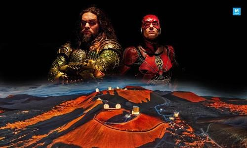 Justice League, Assemble! Ezra Miller Joins Jason Momoa To Protect Sacred Hawaiian Mountain
