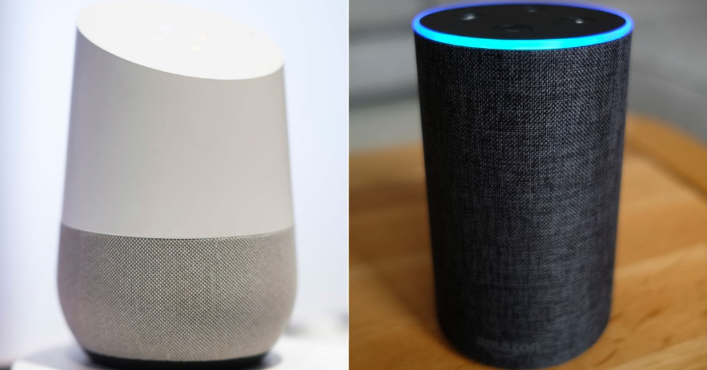 Smart speaker showdown: Google Home vs. Amazon Echo