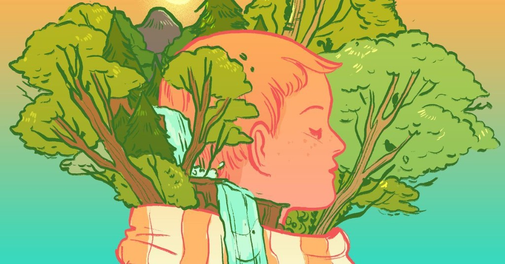 One overlooked way we can significantly improve our mental health: more nature