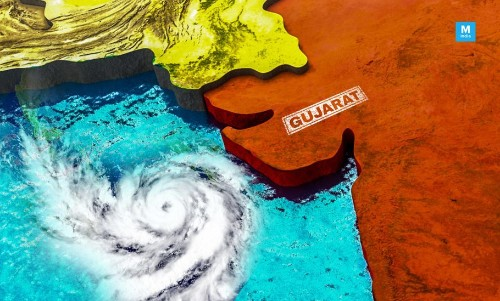 Cyclone Vayu Teased Its Intensity And Indians Are Already Losing It