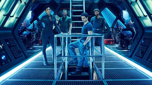 Jeff Bezos personally announced that Amazon saved 'The Expanse' and the crowd went wild