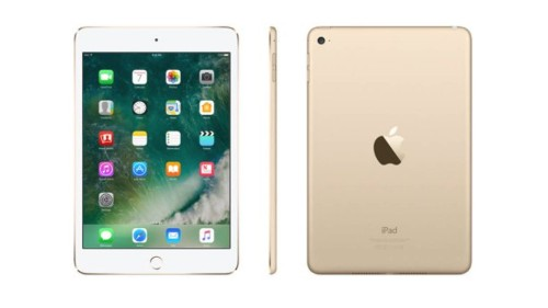 Save $300 on a new-to-you iPad mini 4 by buying it refurbished