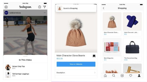 Instagram adds new shopping features to make it even easier to buy stuff