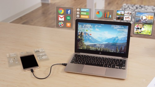 $99 Superdock turns Android phones into laptops — but why?