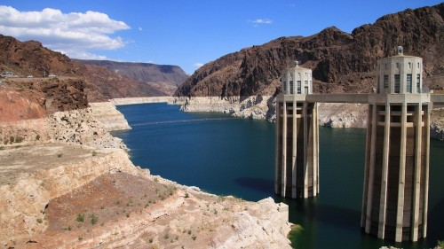 The West accepts its drought-ridden future, slashes water use