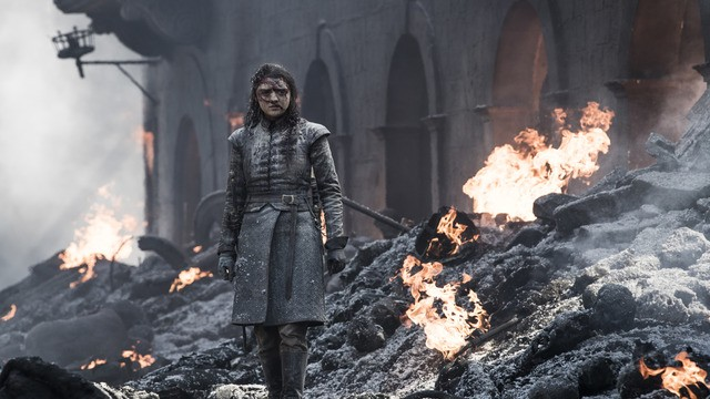 'Game of Thrones' finale preview is a dark, ashy omen