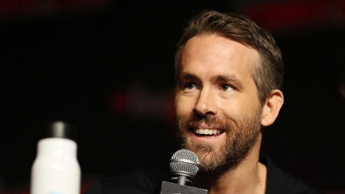 Ryan Reynolds went full Deadpool to congratulate 'Joker' on its box office win