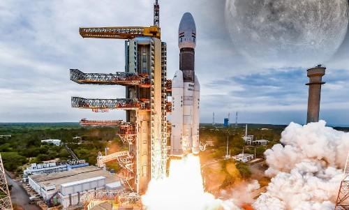 This Is Why Chandrayaan-2 Will Take 7 Weeks To Reach The Moon
