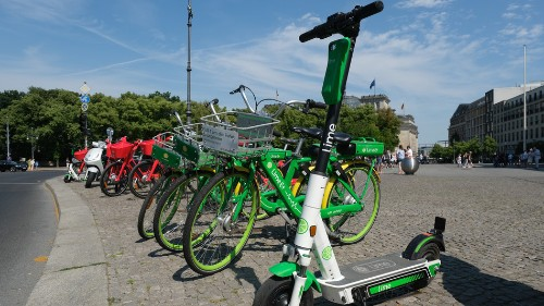 Lime lays off dozens and pulls e-scooter service from 12 markets