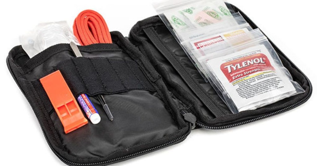 First aid kits from MyMedic are on sale, great to have in an emergency