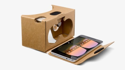 Cardboard VR viewer now available for purchase in Google's store