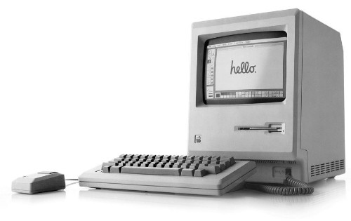 7 wild photos that mark the 35th anniversary of the original Macintosh