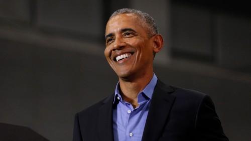 Barack Obama tweets inspiring thread to celebrate International Women's Day