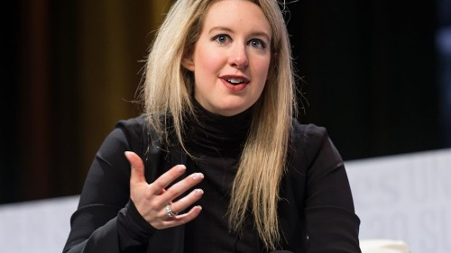 Shocker: Elizabeth Holmes' lawyers say the Theranos founder isn't paying them