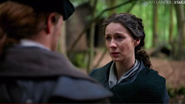 It's us against the world in gripping 'Outlander' Season 5 teaser