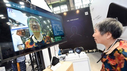 China is using AI to predict who will commit crime next