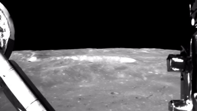 Watch China's Chang'e-4 probe land on the far side of the moon