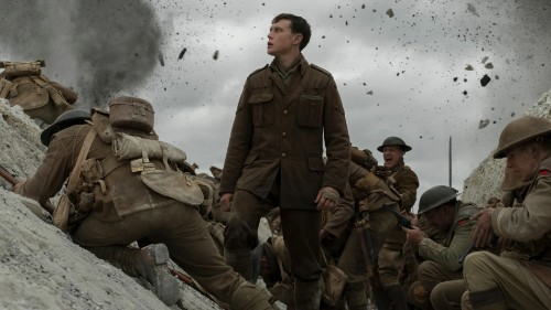 '1917' is half movie, half video game, all genius
