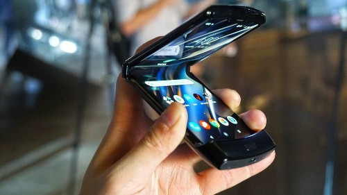 Everything you need to know about Motorola's new foldable Razr