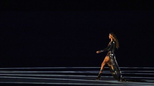 How Gisele Bundchen stole the spotlight at the Rio Olympics opening ceremony