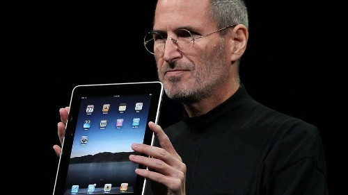 Five things you didn't know about the iPad on its 10th anniversary