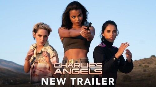 New 'Charlie's Angels' trailer is  here to remind you that women are badass - Entertainment