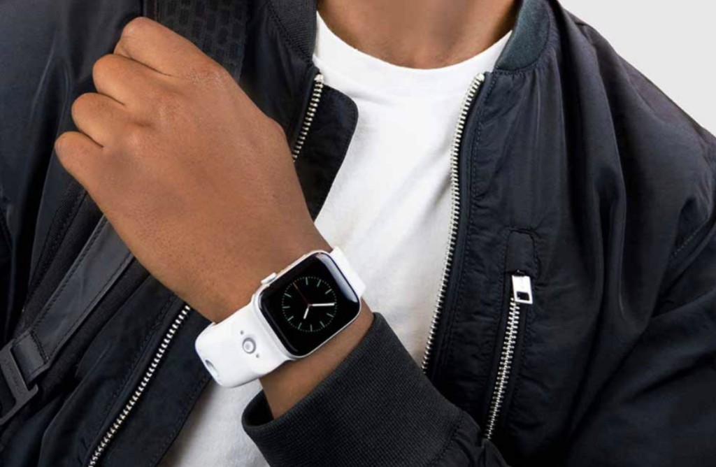 This Thicc Apple Watch Band Can Take Photos And Videos