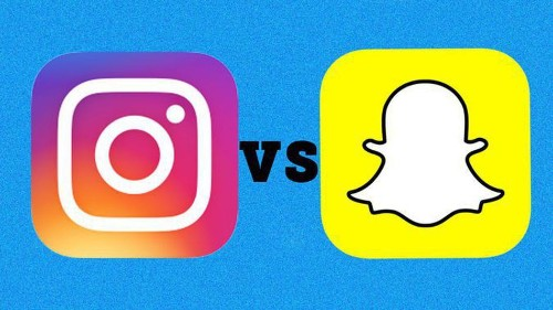 Instagram killing Snapchat? Don't count on it