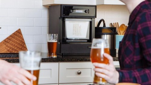 Brew craft beer at home with the PicoBrew brewing machine — on sale for $150 off at Best Buy