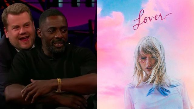 Taylor Swift's 'London Boy' features Idris Elba talking to James Corden