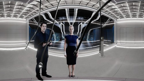 What the 'Insurgent' VR experience looks like, and where to find it