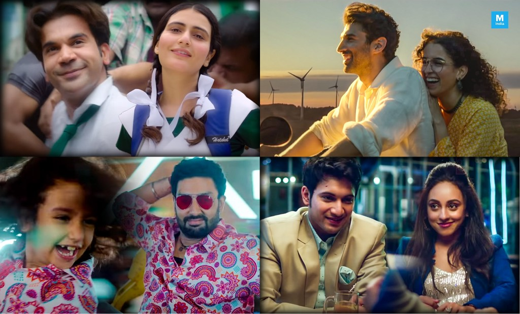 'Ludo': Rajkummar Rao, Aditya Roy Kapur And Others Portray Various Stages Of Love In This Heartfelt Song