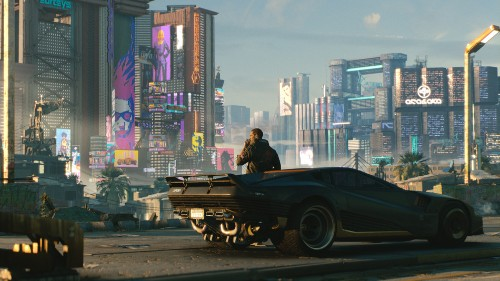 Why gender, identity, and fashion matter in the ambitous 'Cyberpunk 2077'