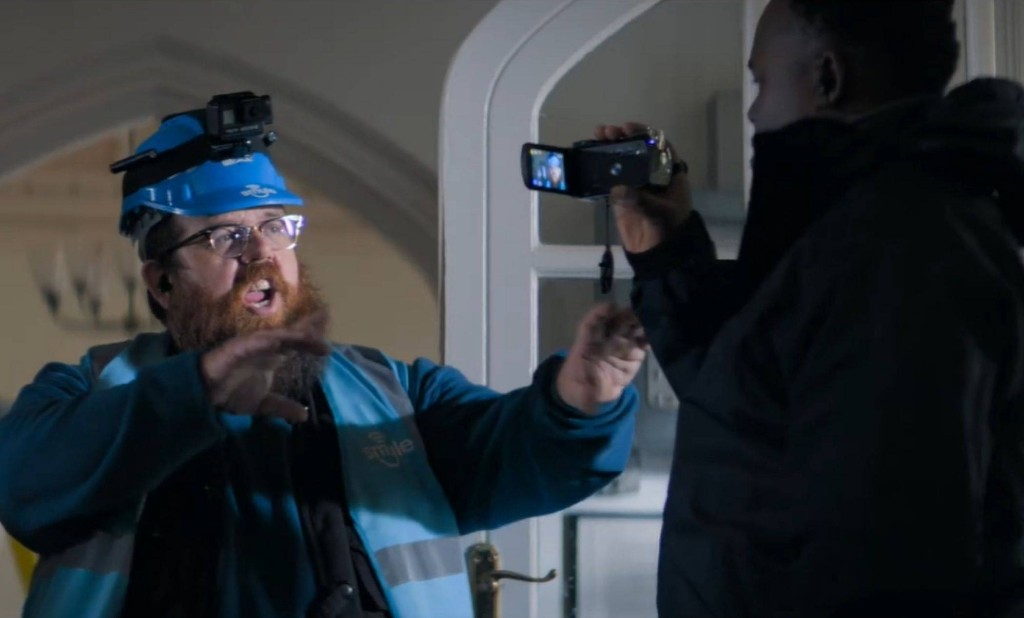 Canneseries 'Truth Seekers' Review: Nick Frost, Samson Kayo Make For The Cutest Horror-Comedy Duo
