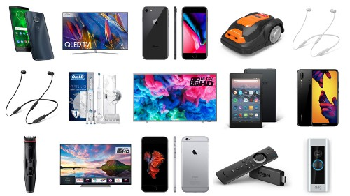 Apple iPhones, BeatsX earphones, Philips 4K TVs, Oral-B electric toothbrushes, and more on sale for May 24 in the UK