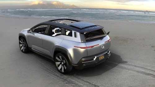 This new EV has a 'California mode,' and it's as chill as it sounds