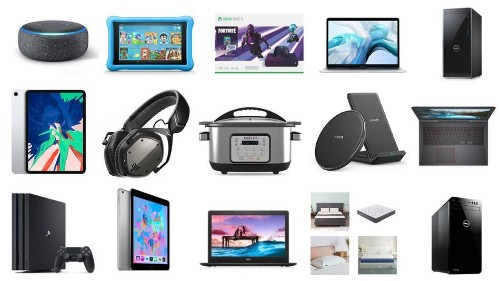Dell laptops and desktops, iPad Pro, Echo Dot, and more deals for June 19