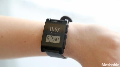 The Complete Guide to the Pebble Smartwatch